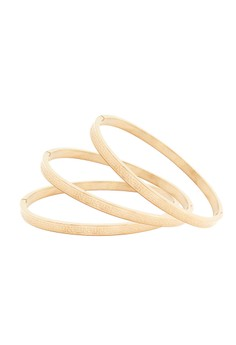 Venice Elmira Clip Bangle Set of 3