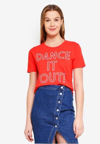 J.Crew white Dance It Out Tee 9F572AAA40999CGS_1