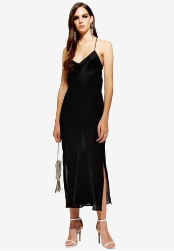 4f6c1f2fac88 Buy TOPSHOP Plain Satin Slip Dress Online | ZALORA Malaysia