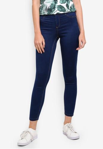 Dorothy Perkins blue S:Indigo Authentic Frankie Jeans 78897AA373B823GS_1