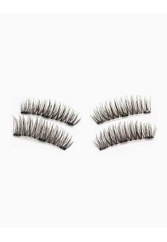 082f162c824 Shop Brush Works 3d Magnetic Eyelashes - 4 Pieces Online on ZALORA  Philippines