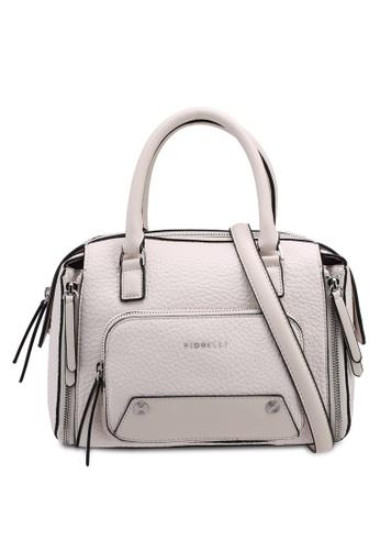 Fiorelli white Mini Bowler Top-Handle Bag AD341AC497271AGS_1
