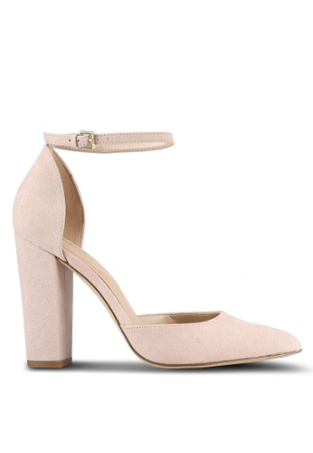 ALDO pink Nicholes Heels AL087SH0RYDBMY_1