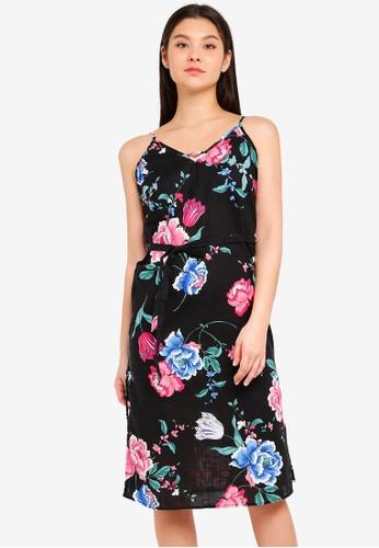 Cotton On pink Woven Marce Midi Slip Dress 83677AA51CE42EGS_1