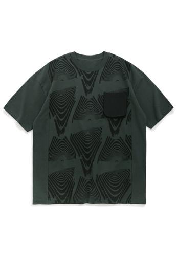 Twenty Eight Shoes Oversize Printed Short T-Shirts 1151S20 4E257AAF45F811GS_1