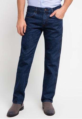 EDWIN blue Edwin Long Jeans Pants 506-Cob-25 ED179AA0URHSID_1