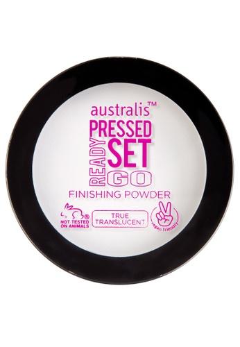 Australis Ready Set Go Pressed Powder AU782BE06FSJSG_1