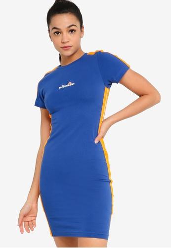 Ellesse blue Ellesse Heritage Rigi Dress DBD46AA82515DBGS_1