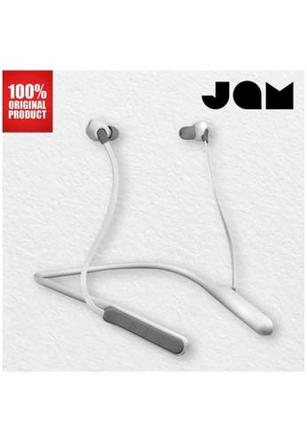 Jam Audio grey Earphone Bluetooth Wireless Tune In Jam Audio - Gray 66328ES423A37CGS_1