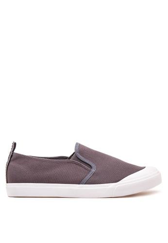 H2Ocean grey Chris Sneakers H2527SH00JQLPH_1