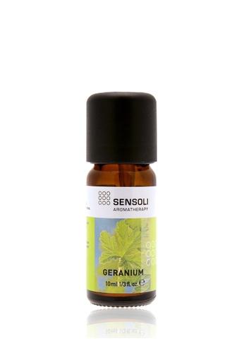 Sensoli Aromatherapy SENSOLI Geranium Pure Essential Oil 10ml 243CAHLAC8D912GS_1
