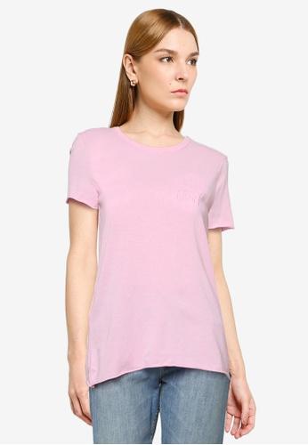 ONLY pink Fruity Short Sleeve Tee 7469BAA52D8DADGS_1
