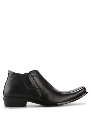 Marelli black Cornelius Boot MA036SH83LQUID_1
