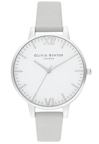 Olivia Burton silver Olivia Burton Celestial GREY LILAC Women's Watch (OB16GD05) 2E17DAC972C0B9GS_1