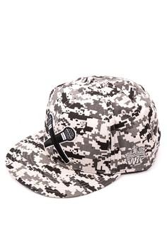 Battle MC Urban Camo Cap