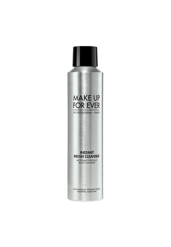 MAKE UP FOR EVER silver INSTANT BRUSH CLEANSER 140ML 15419BE208C185GS_1