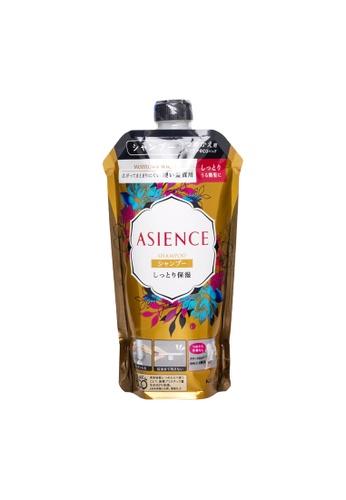 Asience Asience Moisture Rich Shampoo (Refill) 340ml B38CBBEB75BA05GS_1