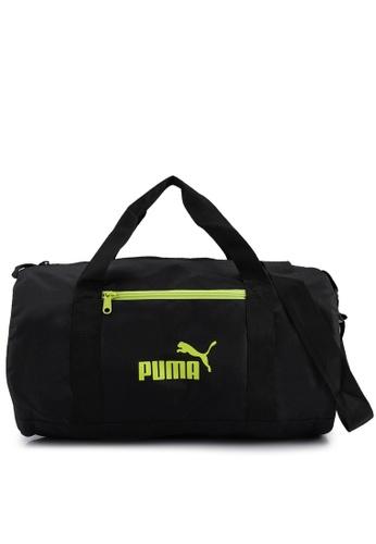 PUMA black Gym Bag IND III 7E618ACBBB07D9GS_1
