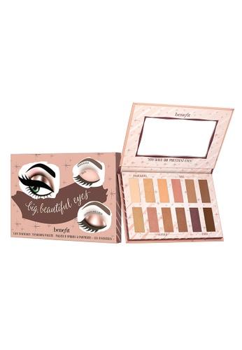 0464c0db831 Shop Benefit Big Beautiful Eyes 2019 Eye Palette Online on ZALORA  Philippines