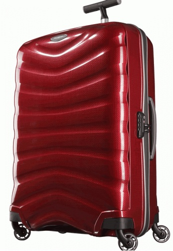 Samsonite red Samsonite Firelite Spinner 81/30 SA186AC87MJGSG_1