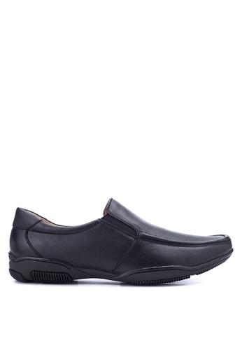 Gibi black Men's Dress Shoes GI342SH07UXCPH_1