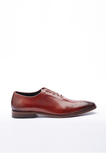 Kings Collection brown Harrison Oxford Shoes CD635SHD4636CFGS_1