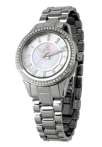 CLETA silver Diletto Watch CL733AC69FUKPH_1