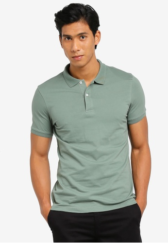 Polo Zalora Singapore Online On Neck Lc Sleeve T Shirt Buy Short Waikiki Qrdths