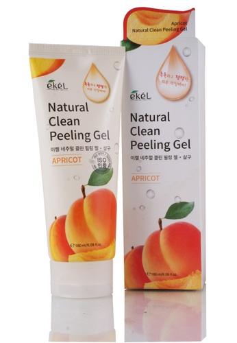 Ekel Apricot Peeling Gel 42C77BE92EAD7BGS_1
