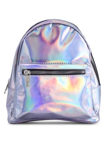 KOTON silver Saddlery Bag CB87BKC10F7949GS_1