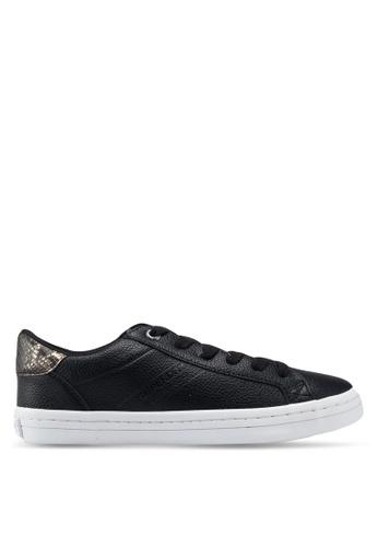 SUPERDRY 黑色 Skater Sleek Lo 98D4FSHB045E9CGS_1