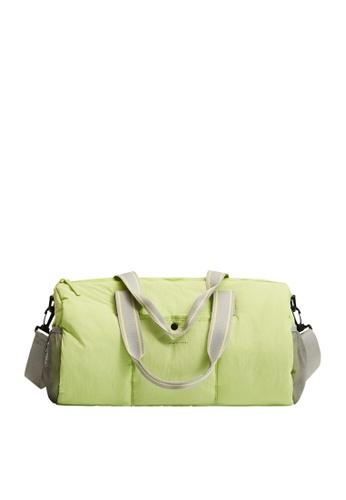 MANGO KIDS yellow Technical Fabric Sports Duffle Bag E95EBKC1D12160GS_1