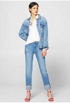 c24f65f7f36e 30% OFF ESPRIT Turn Up Look Stretch Jeans S  99.95 NOW S  69.95 Sizes W2726  W2826 W2926