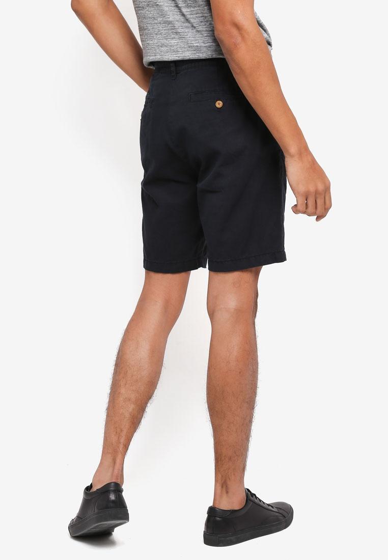 Black Indicode Shorts Bowmanville Drawstring Jeans qI4qwg0