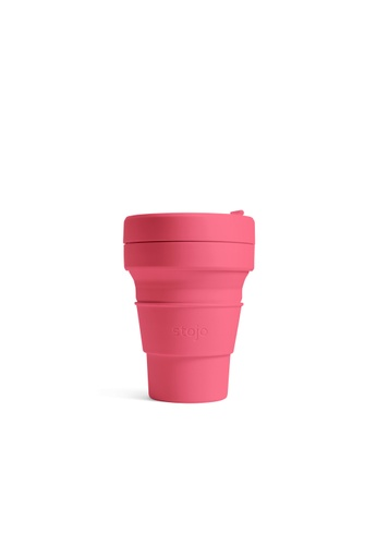 Stojo stojo pocket cup 12oz / 355ml, Peony 21F7BHL5C4F73DGS_1