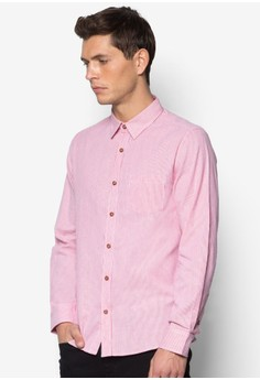 Long Sleeve Shirt With Casual Collar