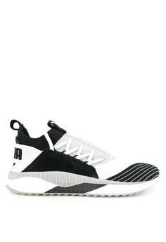 sports shoes 74ecb 5b041 PUMA black and white and multi TSUGI Shinsei UT Odyssey 1CF91SH83D5875GS 1
