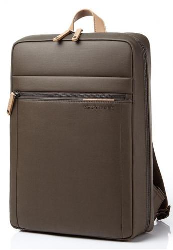 Samsonite Red brown Samsonite RED Genesseh Backpack F7310AC606893DGS_1