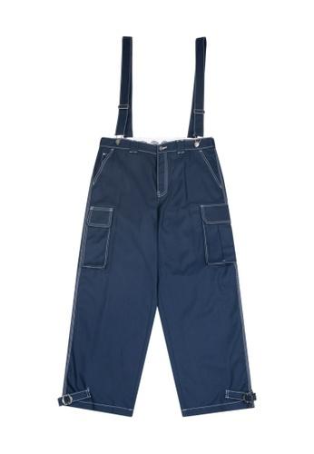 Dickies Dickies Twill Adjustable Hem Cargo Pants DK008781B29 054F8AA4FC9779GS_1