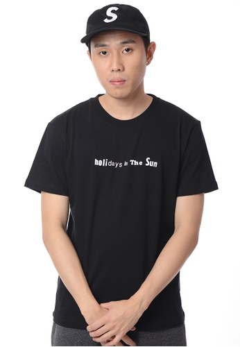 20ad40bd5 Buy Praise Holidays in the Sun Graphic Tee Online on ZALORA Singapore