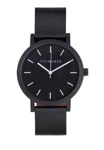 The Horse black The Original Watch in All Black E1A78AC6BF8131GS_1