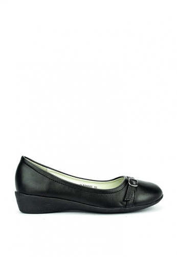 Cardam's Lifestyle black Elva School Shoes C5BB1SHA440A2DGS_1