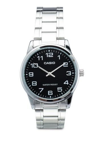 Casio silver Casio Watch MTP-V001D-1BUDF 51E5DAC25183D7GS_1