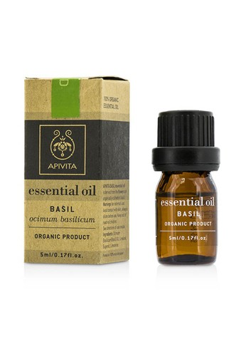 Apivita APIVITA - Essential Oil - Basil 5ml/0.17oz 40FB6BE92860C5GS_1