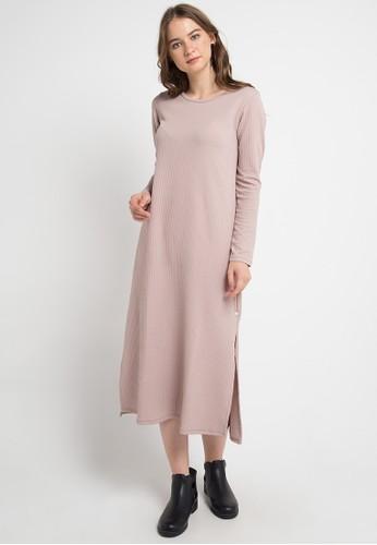 X8 brown Lorelei Dresses 42E62AA9B08F5EGS_1