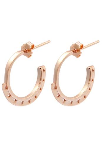 Pastiche gold Vino Earrings D2C52ACCC12599GS_1