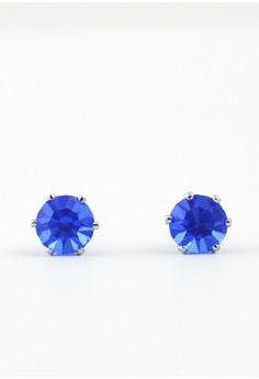 Lucky Birthstone Earrings- September