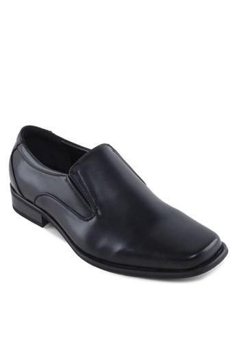 基本款方頭esprit旗艦店商務皮鞋, 鞋, 皮鞋