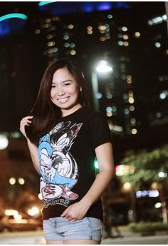 Tokyo Wonderland Bacon Wars T-Shirt (Black)