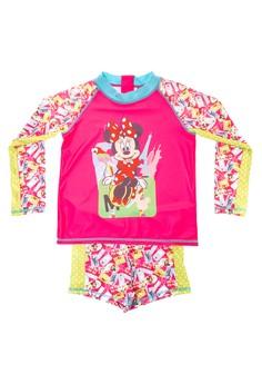 Minnie Mouse Rashguard